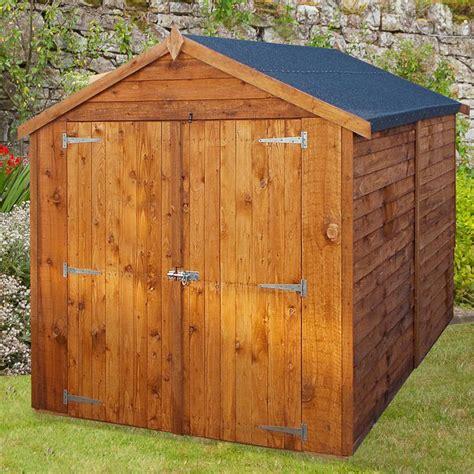 apex shed 8 x 6 garden shed garden buildings