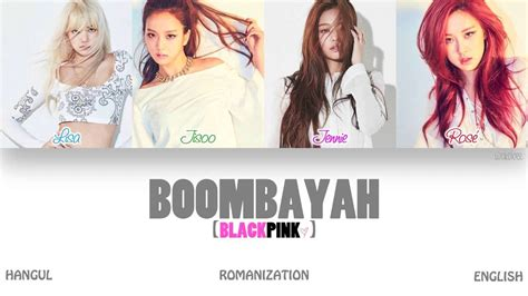 blackpink boombayah lyrics enge antha vennila lyrics seodiving com