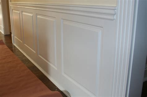 Frame And Panel Wainscoting Custom Raised Panel Pictures