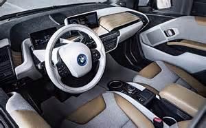Bmw Electric Car Interior by 2014 Bmw I3 Front Interior Egmcartech
