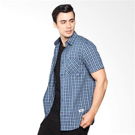 Kemeja Greenlight Jual Greenlight Shirt Kemeja Pria Blue 208041711