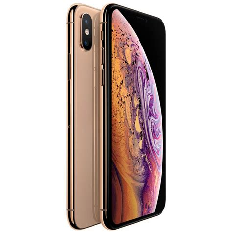 apple iphone xs max 512gb dorado libre