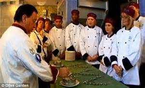 olive garden s italian ex employee claims annual staff trip to tuscan cookery school is