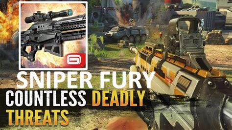 game sniper terbaik mod download game tembak tembakan terbaik android sniper fury