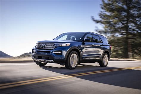 2020 Ford Explorer by 2020 Ford Explorer Top Speed