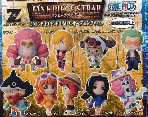 film one piece add anime one piece strap luffy opening ver my anime shelf