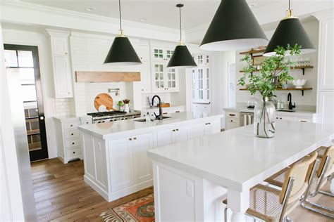 the modern farmhouse project kitchen breakfast nook