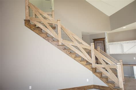 Stair Banister Ideas by Unique Utah Stair Railing Carpentry And Home Improvement