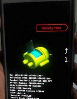 reset android from adb how to enter android oreo into recovery mode two ways