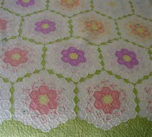 Grandmothers Flower Garden Quilt Pattern Grandmother S Flower Garden Quilt Pattern Patterns Gallery