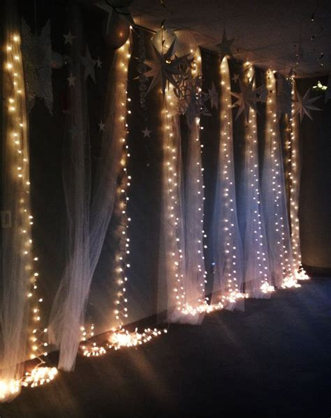 themed party lights star decorations prom themes and shining star on pinterest
