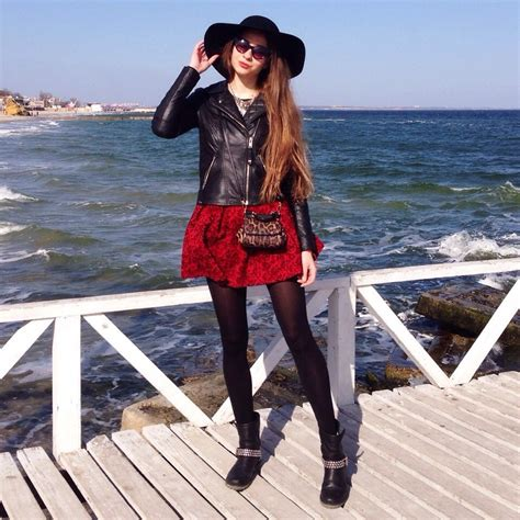 Steve Madden Ophelia Shoes From River Island by Lazdina H M Hat River Island Jacket Forever 21