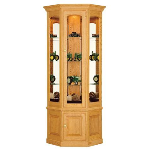 small corner curio cabinet french creek small corner curio amish handcrafted curio