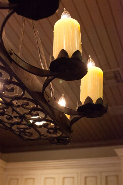 Candle Light Fixture A New Friend And Fabulous House The Lettered Cottage