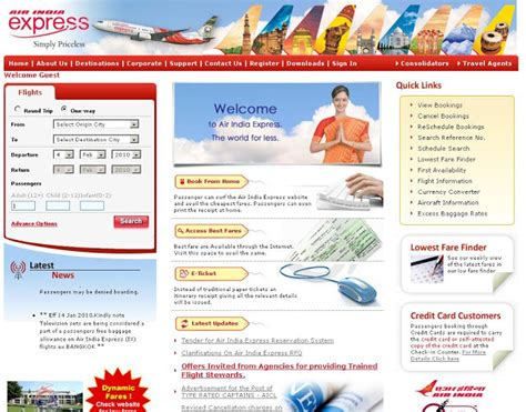 how to do air india express booking ticket