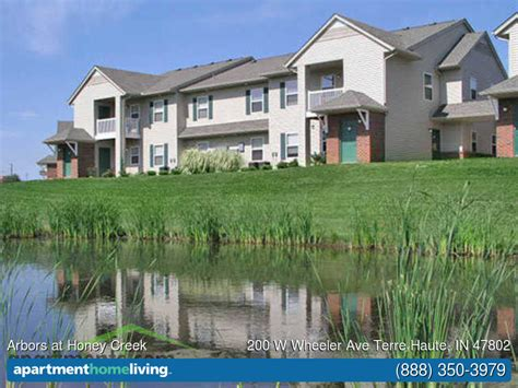 one bedroom apartments terre haute indiana arbors at honey creek apartments terre haute in apartments