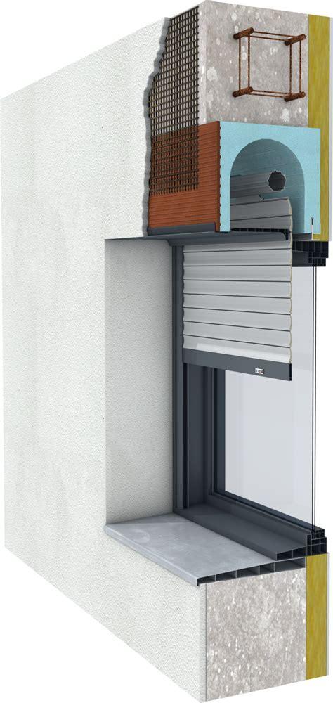 Alu Rideau La Roche Sur Yon by Lame Volet Roulant Blanc Ajour 233 E 60mm 3ml Eveno Fermetures