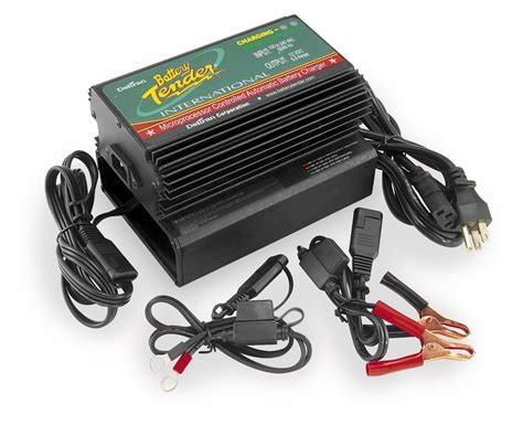 motorcycle battery charger review battery tender portable battery tender charger revzilla