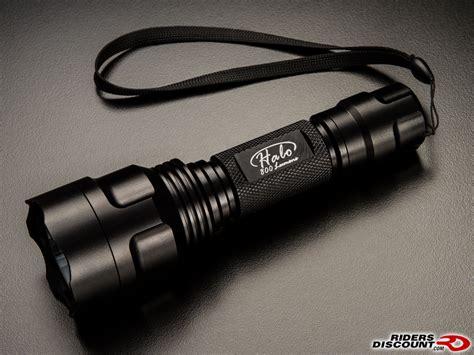 Harley Davidson Flashlight by Rigid Industries Halo 800 Lumen Led Flashlight V
