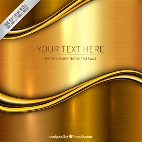Balon Metalik I You Cinta golden background vector free
