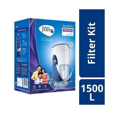 It Germ Kill Kit Filter Air Classic 1500l jual unilever it germkill kit filter air 1500l