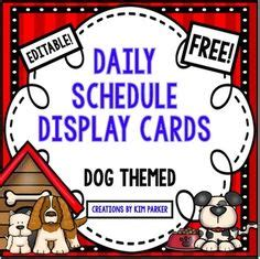 puppy daily schedule 1000 images about classroom theme on bones crafts and