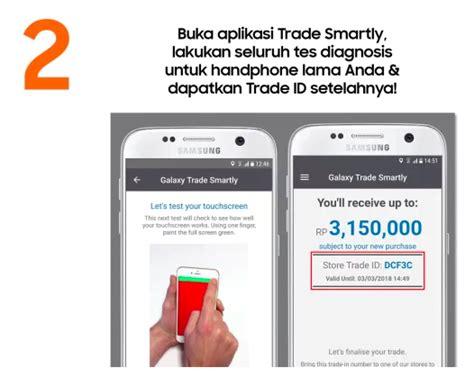 Hp Samsung Android Lazada cara tukar tambah hp samsung galaxy lewat lazada