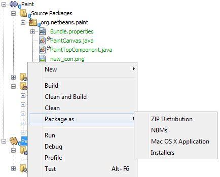 tutorial netbeans platform application netbeans paint application tutorial for netbeans platform