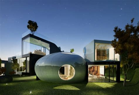 innovative house design juju cocoon house encapsulates innovative house design