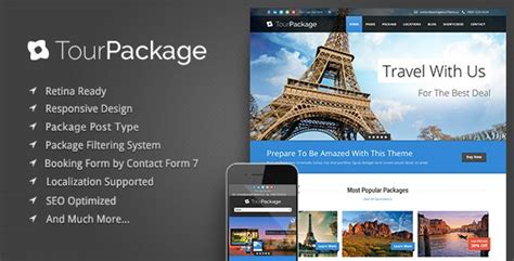 Exploore V3 1 0 Tour Booking Travel Theme tour package travel tour theme