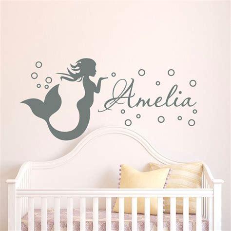 Mermaid Nursery Decor Best 25 Mermaid Nursery Ideas On Pinterest Mermaid Room Mermaid Nursery Theme And Mermaid