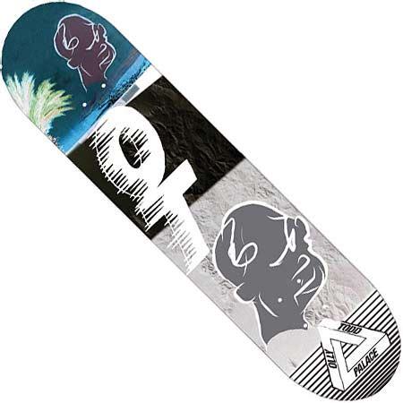 palace deck palace olly todd deck in stock at spot skate shop