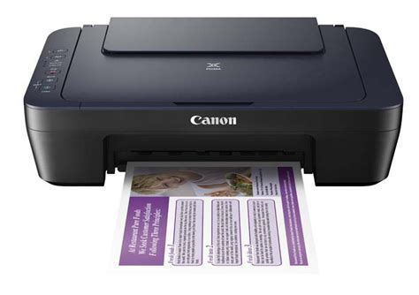 Color Printer Canon Pixma E460 Wireless Print Scan Copy Cloud Print by Color Printer