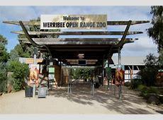 Werribee Open Range Zoo | Entrance to the zoo. I was there ... Range