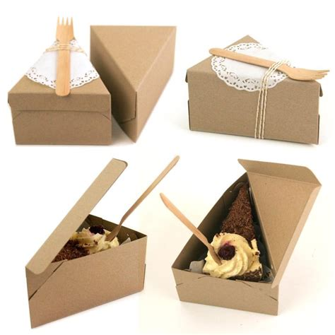 Cake slice boxes available from www.theprettybaker.co.nz   Party Ideas!   Pinterest   Cake