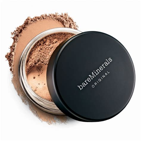 bare mineral foundation bareminerals original spf15 foundation various shades