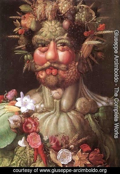 artist with biography giuseppe arcimboldo the complete works biography