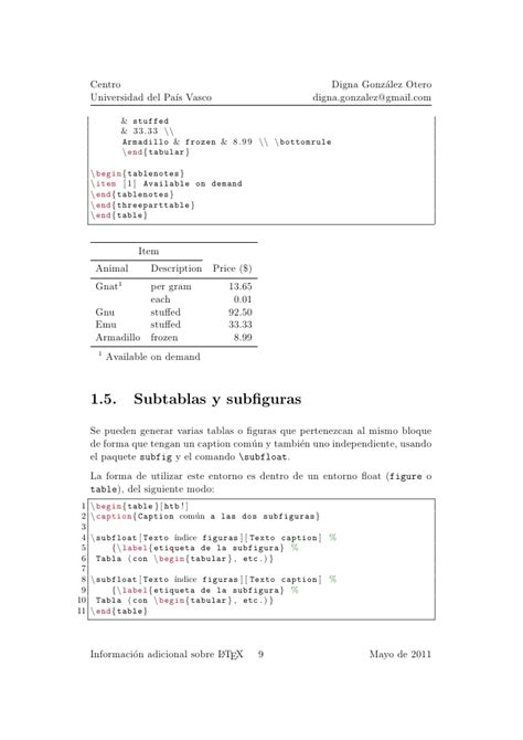 latex multicolumn tutorial truquillos latex