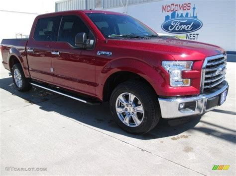 ruby ford f150 2015 ruby metallic ford f150 xlt supercrew 101993706