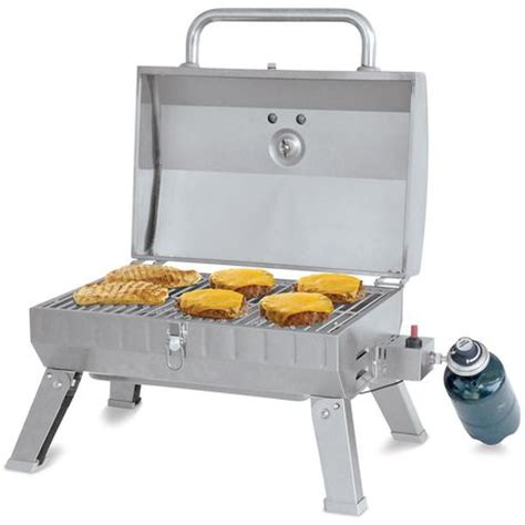 backyard grill bbq walmart backyard grill premium stainless steel portable gas grill