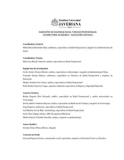 Reglamento inmunizacion colombia