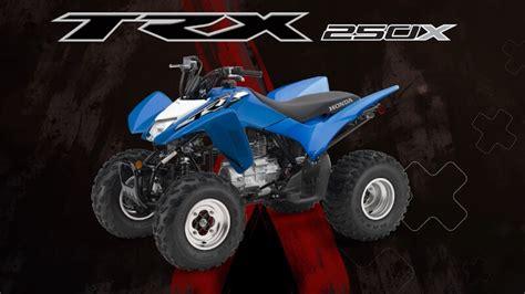 2019 Honda Trx250x by 2019 Honda Atv Crf Dirt Bike Announcement Release