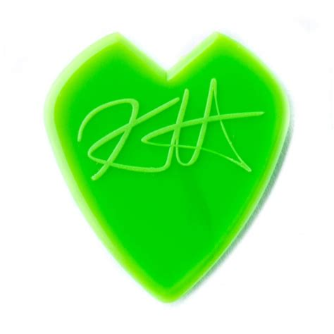 kirk hammett signature jim dunlop kirk hammett signature jazz iii green guitar