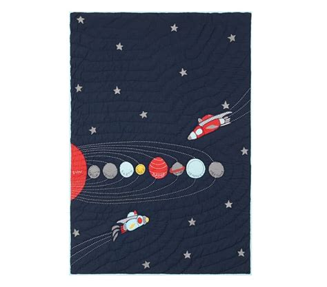 space nursery bedding eric space nursery bedding pottery barn kids