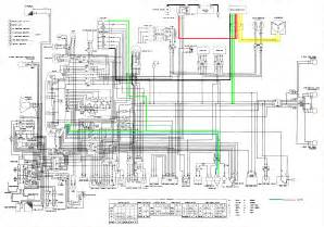 gl1100 wiring harness diagram gl1100 engine diagram wiring