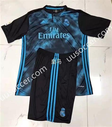 imagenes del uniforme del real madrid negro 2017 18 real madrid away black soccer uniform cheap