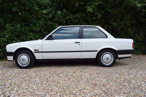 bmw two door for sale bmw e30 316i two door 1989 classic cars hq