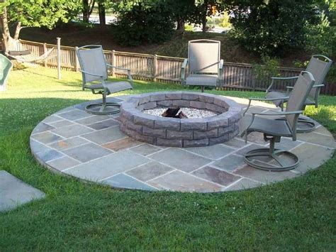 diy backyard ideas backyard firepit design ideas