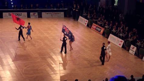 world dancesport federation 00091wdsf world dancesport chionship latin 2017 opening