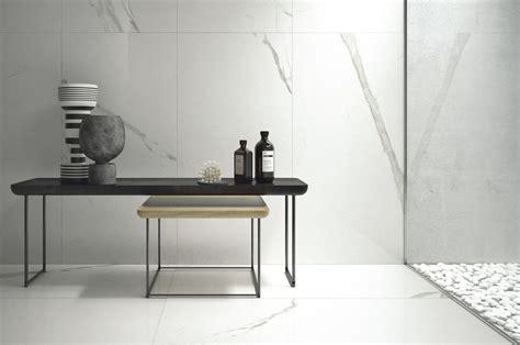pavimenti marmo bianco piastrelle in gres porcellanato bianco statuario classico
